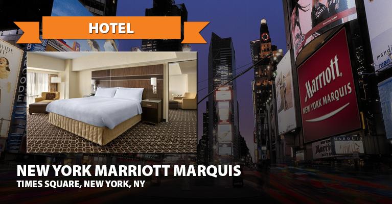 Digimarcon New York Hotel