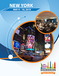 Brochure: DigiMarCon New York 2019 · May 9 - 10, 2019 · Digital