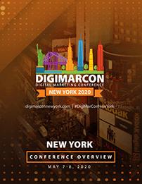 DigiMarCon New York 2020 Brochure